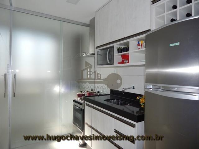 Apartamento à venda com 2 dormitórios em Bandeirantes, Conselheiro lafaiete cod:299-4 - Foto 11