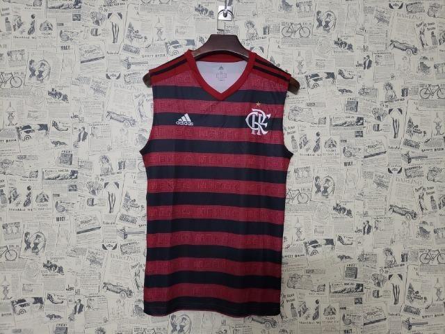 Camisa Regata Flamengo 2019/20 Oficial