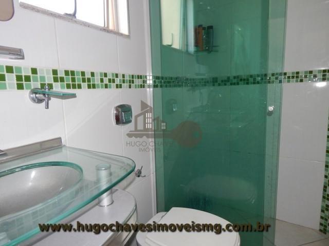 Apartamento à venda com 2 dormitórios em Manoel de paula, Conselheiro lafaiete cod:274 - Foto 6