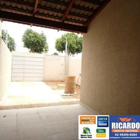 Casa 2/4, Amplo Quintal - Foto 2
