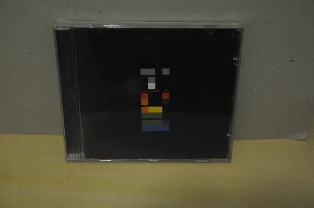 CD - Coldplay - X & Y (2005)