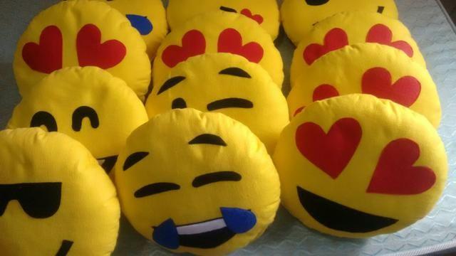 Pra Hoje Emojis de Almofadas Atacado Revenda