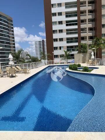 Apartamento com 3 dormitórios à venda, 106 m² por R$ 578.299 - Jardins - Aracaju/SE