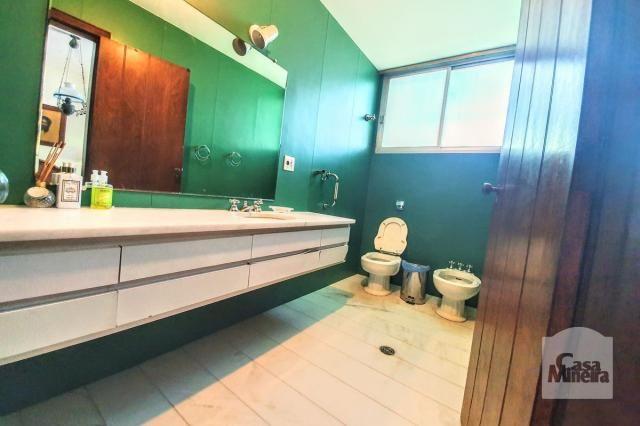 Casa à venda com 5 dormitórios em São luíz, Belo horizonte cod:258810 - Foto 14