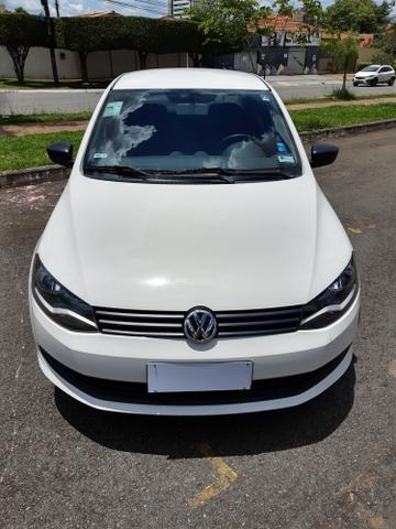 Volkswagen Voyage 1.0 2016 Zero Completo Trend - Foto 2