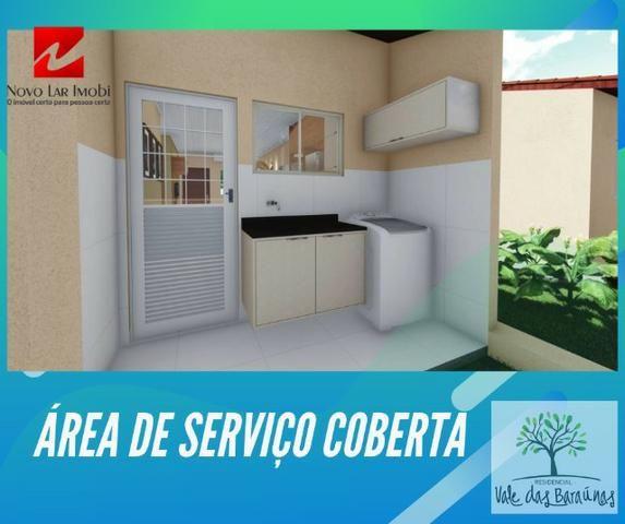 Casa em Nova Caruaru - 2 quartos - Financiada pela caixa com renda de R$ 1.500 - Foto 2
