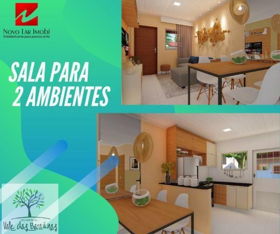 Casa em Nova Caruaru - 2 quartos - Financiada pela caixa com renda de R$ 1.500 - Foto 11
