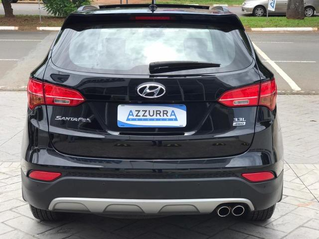 Hyundai santa fé 3.3 mpfi 4x4 7 lugares v6 270cv gasolina 4p automático 2016 - Foto 5