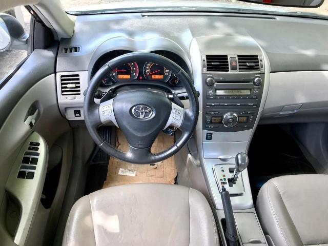 Corolla 2012/2012 2.0 xei 16v flex 4p automático - Foto 8