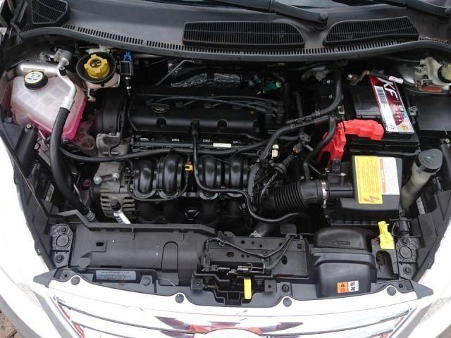 Fiesta Sedan SE 1.6 16V Flex 4p - Foto 7