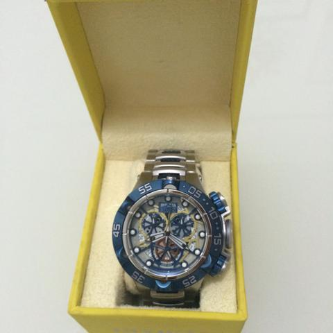 aa875fa6651 Relógio invicta original novo - Bijouterias
