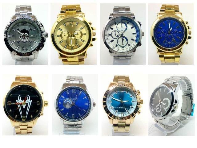 0c27ad50803 Relógios Femininos E Masculinos No Atacado - Bijouterias
