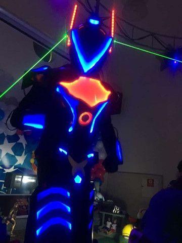 Robô De Led