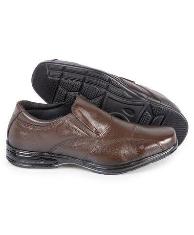 Sapato conforto sem cadarço - Foto 3