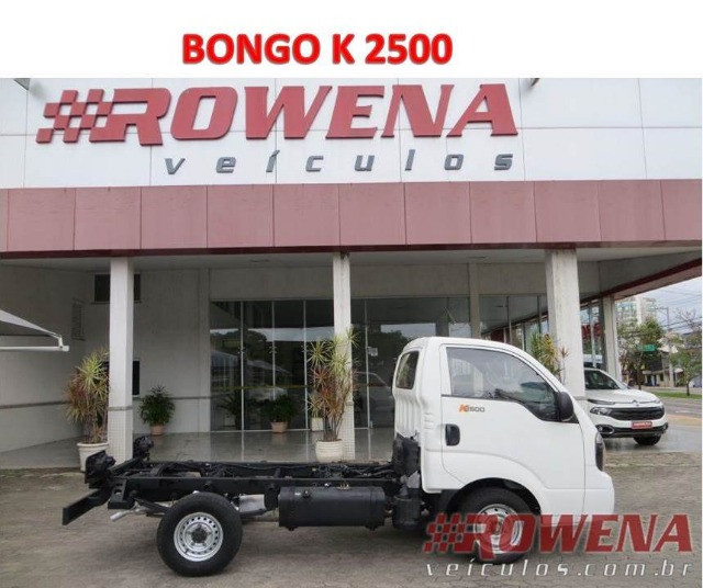 Kia Bongo K2500 6 Marchas