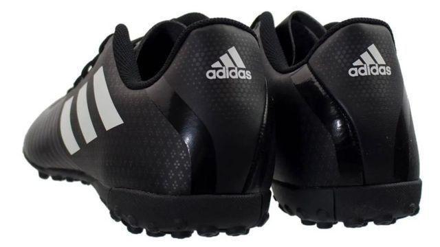 Chuteira society Adidas nova na Caixa - Foto 5