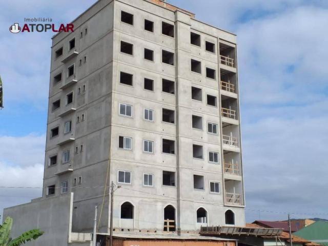 Apartamento com 3 dormitórios para alugar, 70 m² por R$ 2.200/mês - Perequê - Porto Belo/S - Foto 13