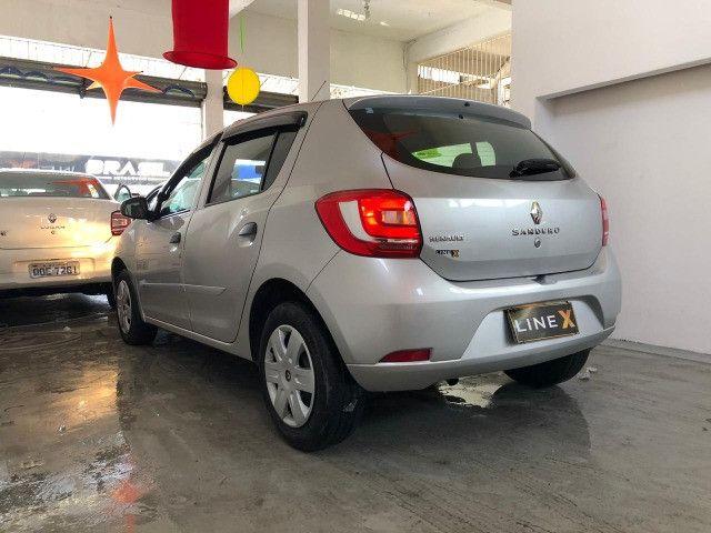 Renault Sandero Authentique HIi-Power 1.0 16V (Flex) - Foto 5