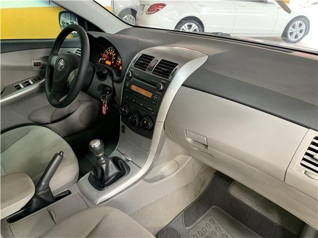 Toyota Corolla 1.8 gli 16v flex 4p manual - Foto 9