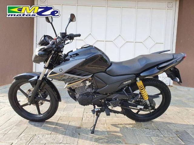 Yamaha Ys 150 Fazer Sed 2018 Preta com 39.000 km