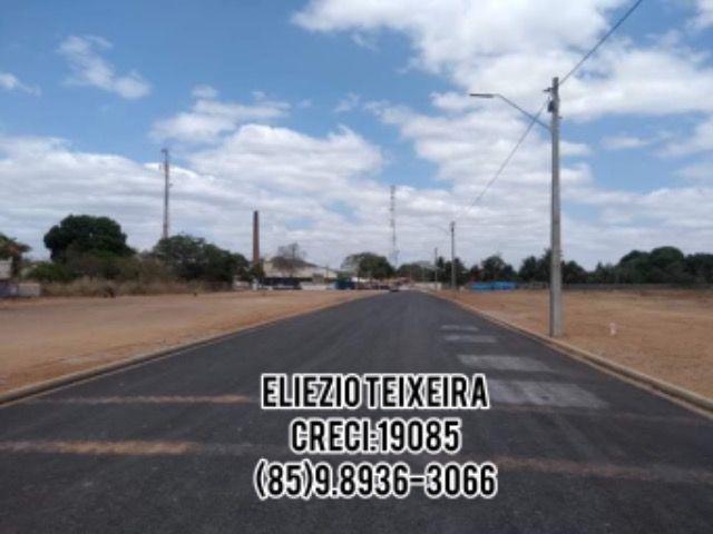 Loteamento à 10 minutos de Fortaleza com infraestrutura completo! - Foto 2
