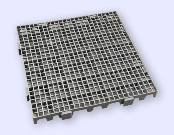 Estrado Plástico BenPlas - 50X50X4,5CM