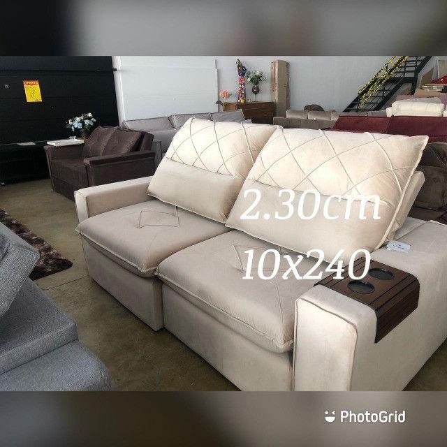 Lindos sofas a preços de fabrica, aproveite ! - Foto 5