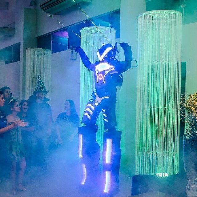 Robô De Led - Foto 2