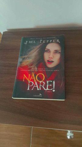 Livro - Não Pare! - Foto 2