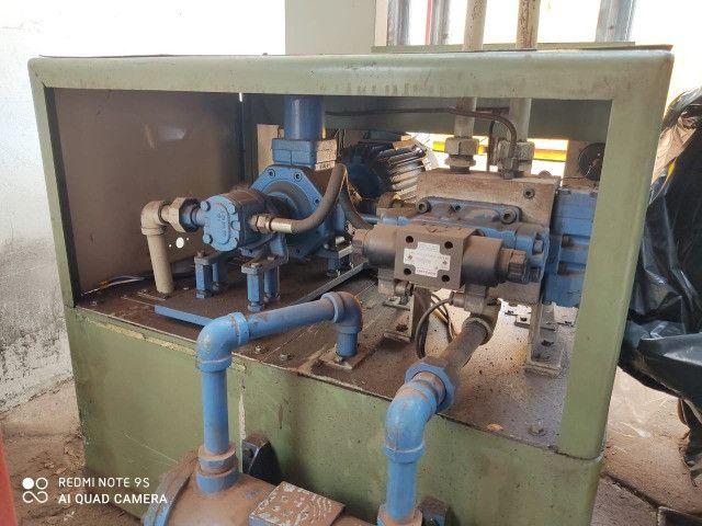 Prensa hidráulica 40 Ton - Foto 2