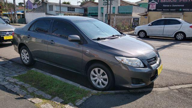 Toyota Corolla xli 1.6 aut.2009 completo - Foto 2