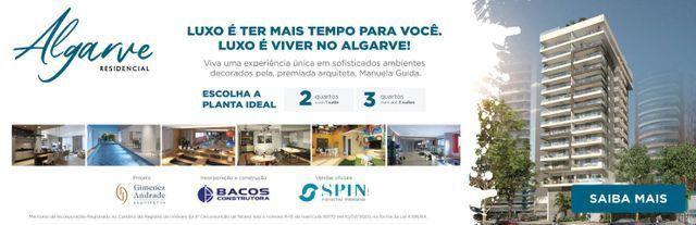 Algarve Residencial Icaraí - Apartamentos 2 e 3 quartos no melhor ponto da cidade!