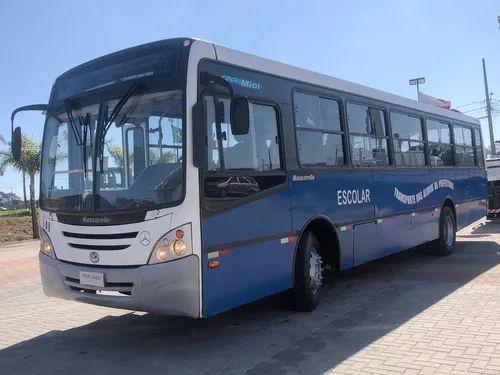 Ônibus Mascarello Gran Midi 2010  - Foto 3