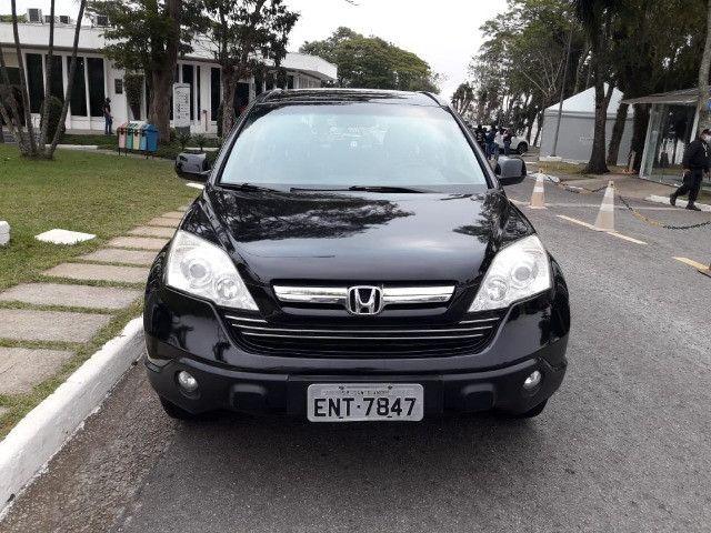 Honda / CRV Ex 2009 ( Top com teto ) Impecável - Foto 2