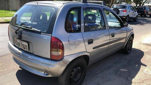 Corsa 96 1.6 Completo 8v Com GNV - Foto 4