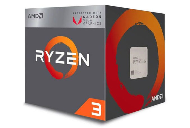 Ryzen 3 2200g Vega 8