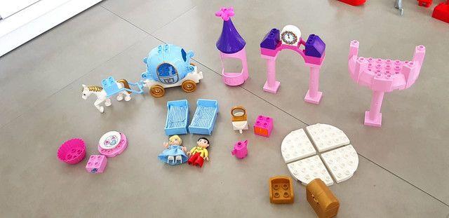 Lego Duplo - carruagem Cinderela Disney - Foto 3