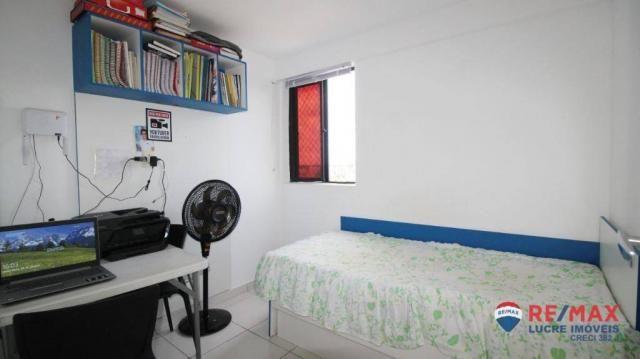 Apartamento com 3 dormitórios à venda, 68 m² por R$ 215.000,00 - Jardim Cidade Universitár - Foto 16