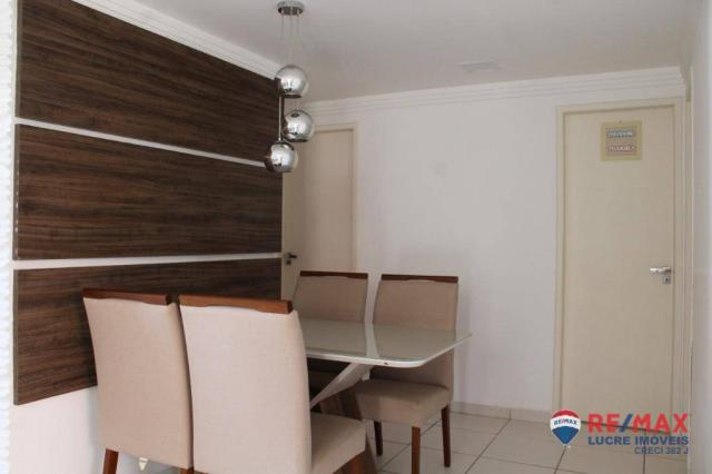 Apartamento com 3 dormitórios à venda, 68 m² por R$ 215.000,00 - Jardim Cidade Universitár - Foto 5