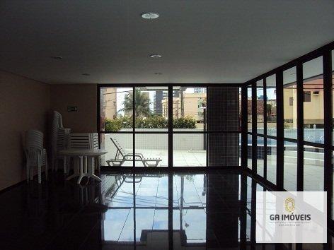 Apartamento à venda, 3 quartos, 2 vagas, Poço - Maceió/AL - Foto 3