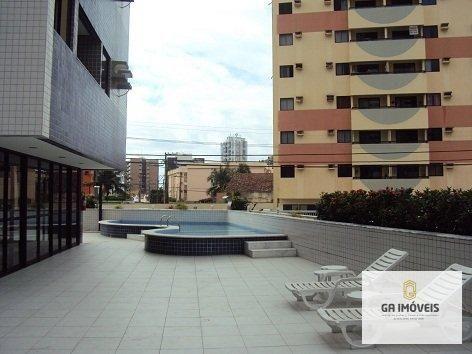 Apartamento à venda, 3 quartos, 2 vagas, Poço - Maceió/AL