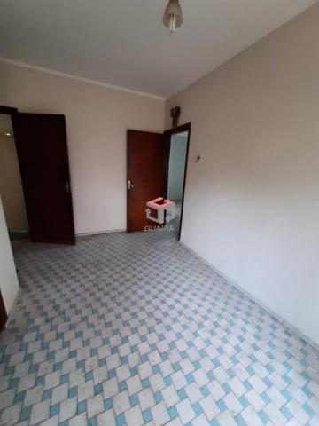 Casa térrea para locação, 4 quartos, 6 vagas - Campestre - Santo André / SP - Foto 7