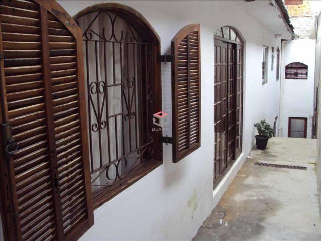 Sobrado para locação, 4 quartos, 3 vagas - Jardim Santo Alberto - Santo André / SP - Foto 2