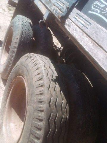 Caminhão 1113 carroceria - Foto 5
