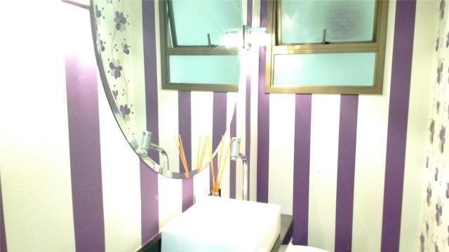 Apartamento para aluguel, 4 quartos, 3 suítes, 3 vagas, Chácara Inglesa - São Bernardo do  - Foto 10