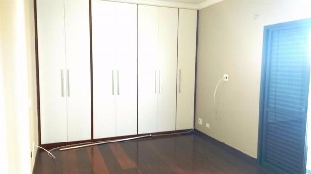 Apartamento para aluguel, 4 quartos, 3 suítes, 3 vagas, Chácara Inglesa - São Bernardo do  - Foto 5