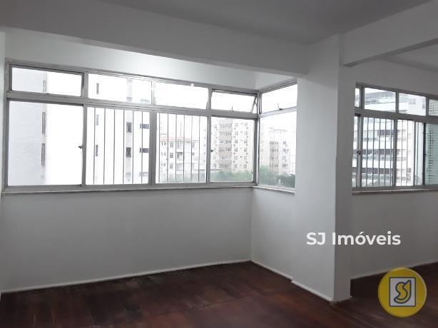 Apartamento para alugar com 4 dormitórios em Aldeota, Fortaleza cod:40735 - Foto 2