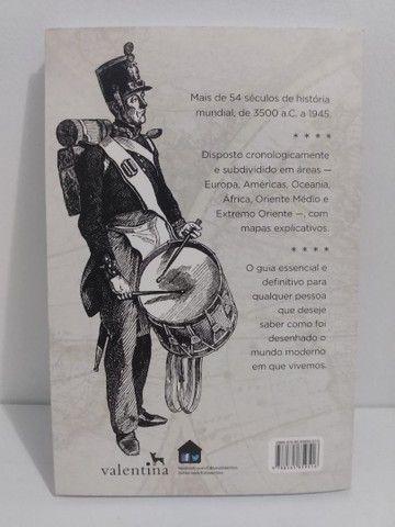 Livro A História do Mundo Para Quem Tem Pressa - Foto 2