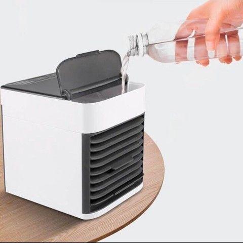 Mini Ar Condicionado/Climatizador com LED - Foto 3