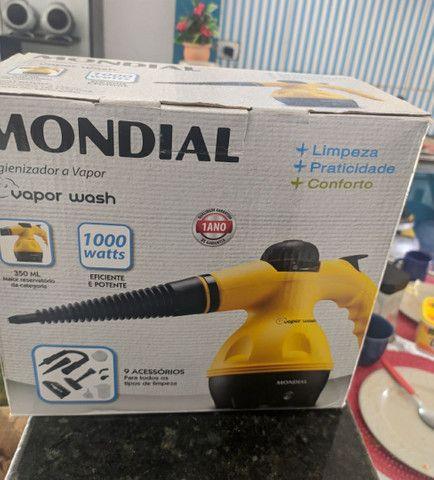 Higienizador a Vapor Novo na Caixa  - Foto 3
